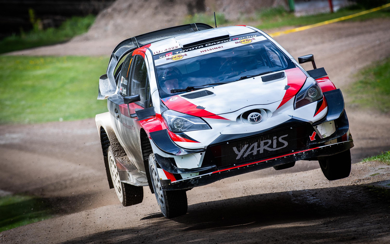 Katsuta Toyota Yaris WRC-t kap két VB futamra