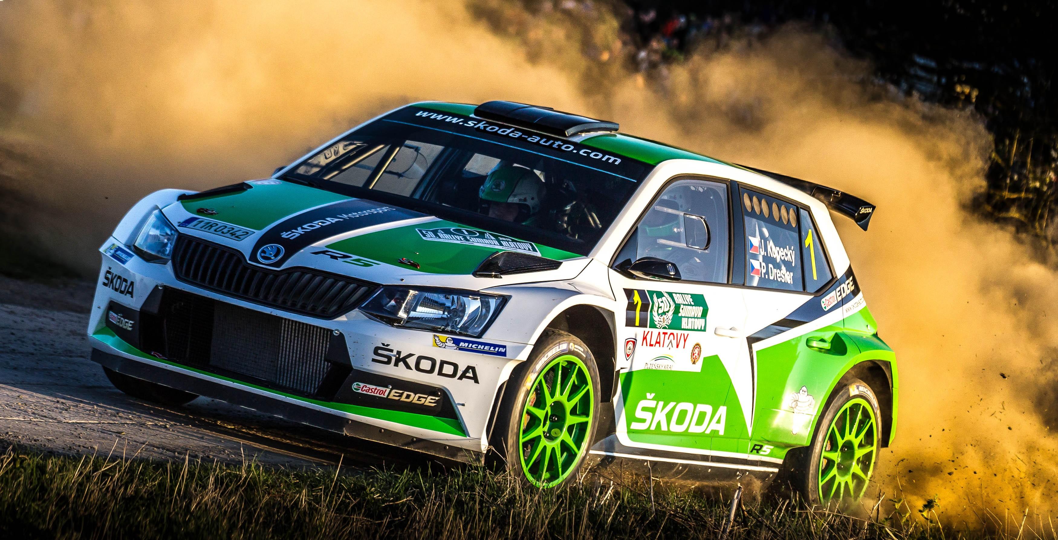 Visszatér a Skoda a WRC sorozatba?