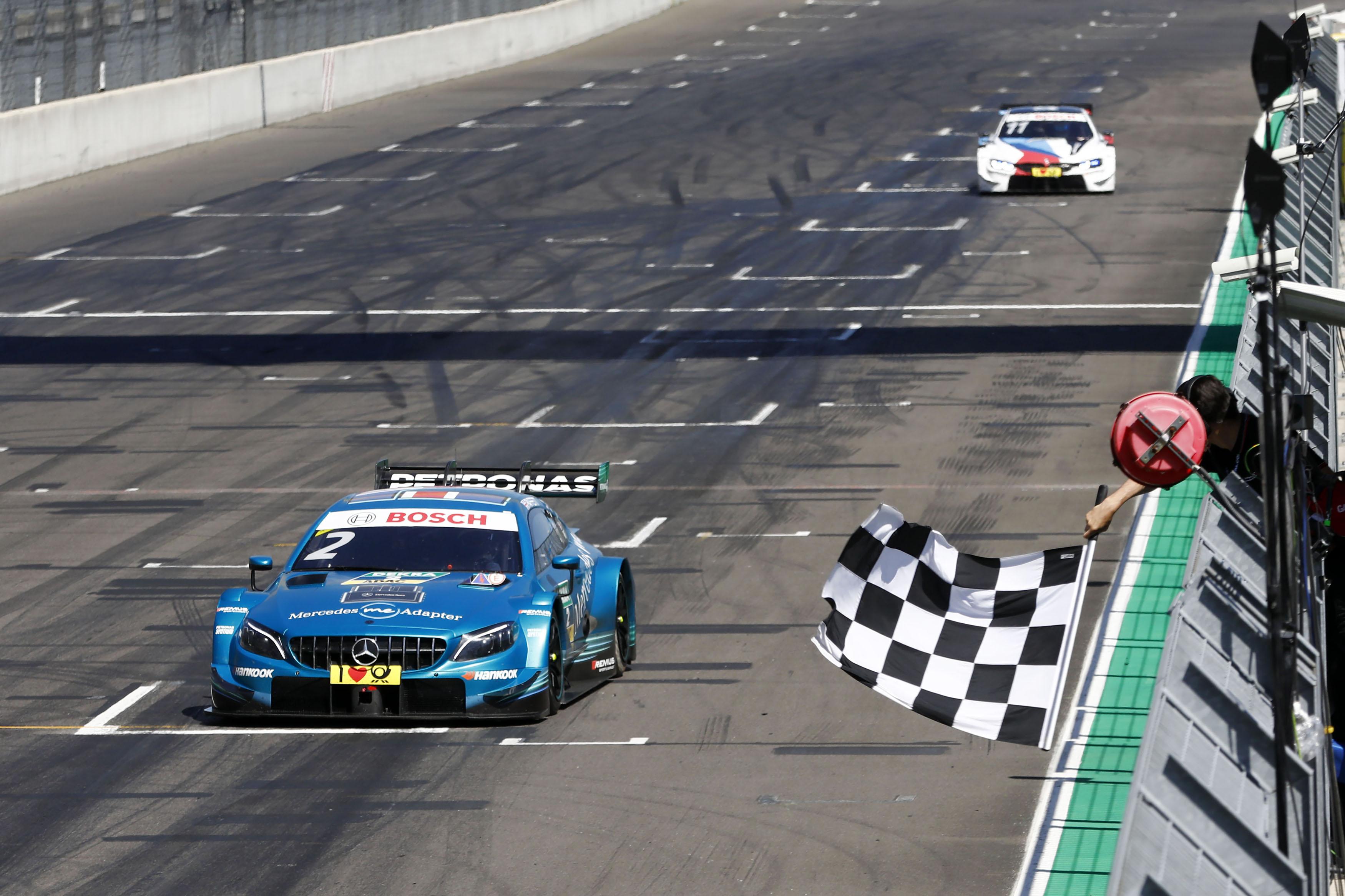 Mortara és Paffett nyertek a Lausitzringen