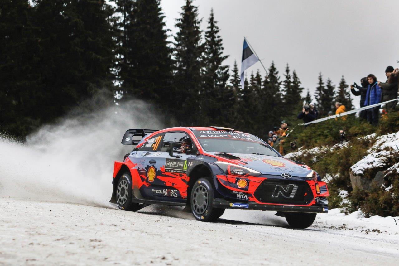 Thierry Neuville indul a márciusi Ciocco rallyn