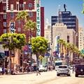 5+ 1 látnivaló Los Angelesben, a Hollywood Boulevardon