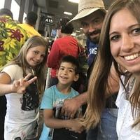Utazás a világ másik felére két gyerekkel