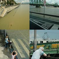 Dunai árvíz - Bp.