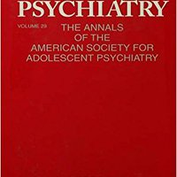 |FULL| Adolescent Psychiatry, Vol. 29. Acuarela Compara SMSFs Place shipped Vitae series