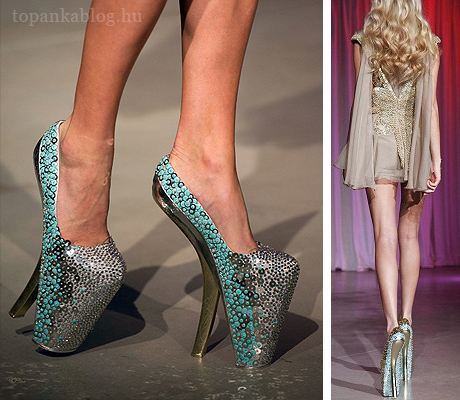 Jan Taminiau extrém cipők