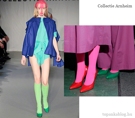 holland divathét colorblocking