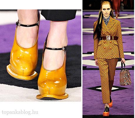 Prada Fall 2012 Milan Fashion Week