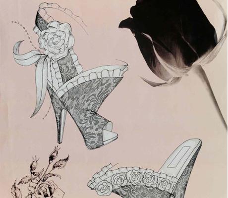 Sam Sawskill cipőtervek