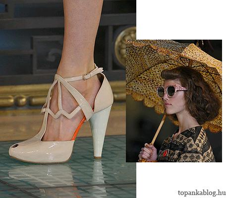 aranyos nyári cipők