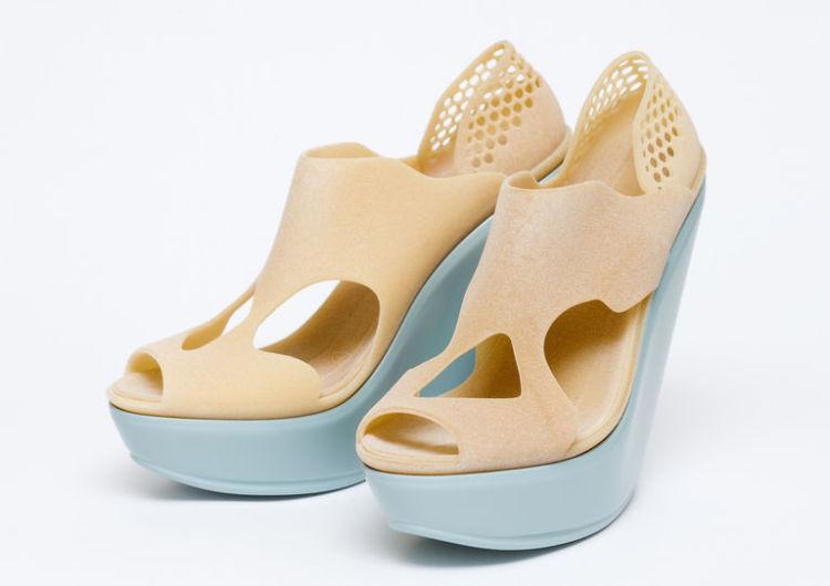 Hoon Chung háromdimenziós cipő