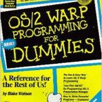 Os/2 Warp Programming For Dummies Free Download