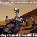 Friss hír a NASA-tól
