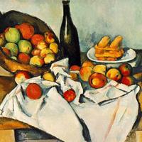 Cézanne, ez nem piskóta?