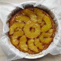 Fordított ananásztorta: avagy Ms. Tatin menni Amerika