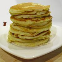 No. 1 hétvégi reggeli: amerikai palacsinta - bármivel