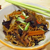 Hipp-hopp, jön wok: kínai pirított tészta No.2
