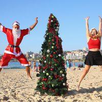 Így ünnepelték idén a karácsonyt Ausztráliában