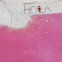 A rózsaszín tenger - egy instagrammer álma