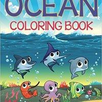 Ocean Coloring Book Free Download
