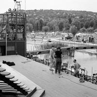 Öt évet élt a balatoni úszószínpad