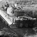 Német tankok a Balaton mélyén