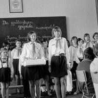 Az orosz nyelv ellen lázadtunk a megszállók helyett