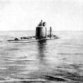 A Balatonban nyugszik az első, magyar tengeralattjáró