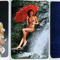 A 80-as évek kártyanaptárai – egészképes erotika