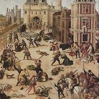 A francia vallásháborúk I.  Franciák a franciák ellen - út a polgárháborúba