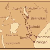 Egy magyar felfedező Afrikában - Teleki Sámuel II. rész