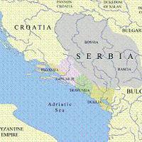 A szerbek rövid története