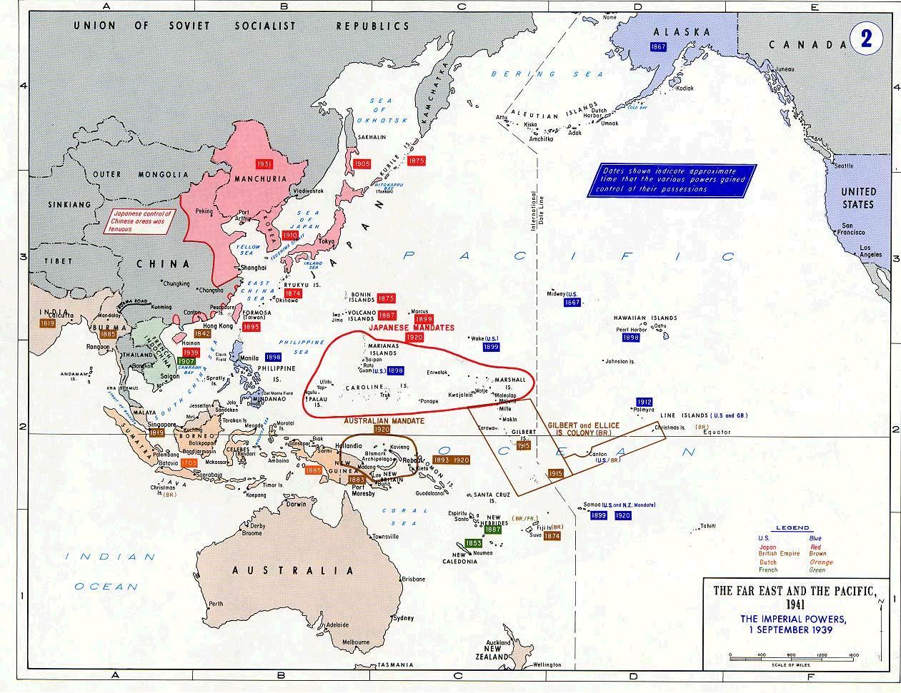 pearl harbor térkép A japán Blitzkrieg   A kezdet   Történelem mindenkinek pearl harbor térkép