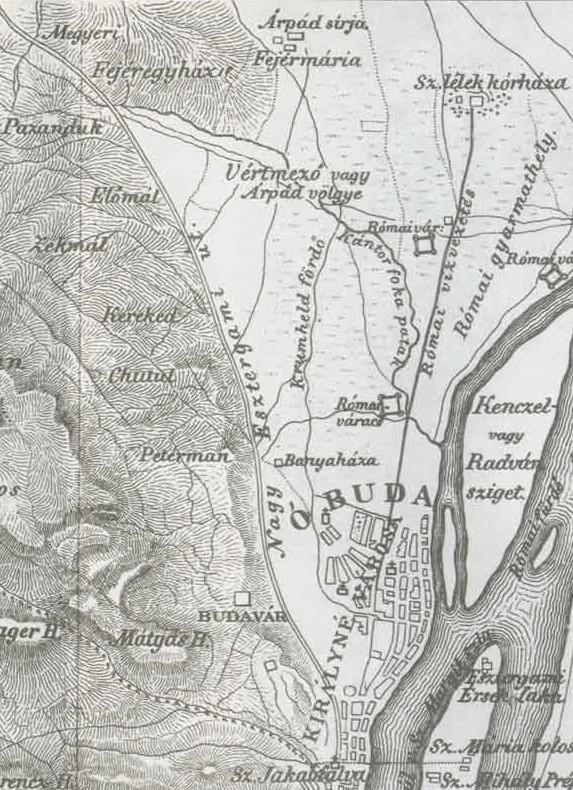 magyarország térkép pomáz A pomázi Ősbuda   Történelem mindenkinek magyarország térkép pomáz
