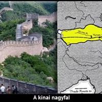 Falak a történelemben és a legjelentősebb ma is őrzött falrendszer [18.]