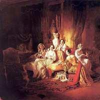 A középkori nők szépségpraktikái