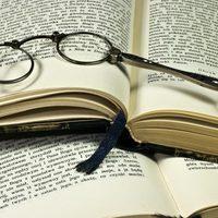 Lornyon, monokli, cvikker - avagy a szemüveg története