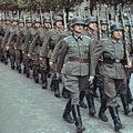 A Führer doppingolt hadserege