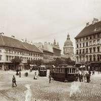 Így utaztak szépanyáink Budapesten