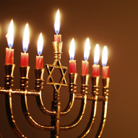 Így ünneplik a zsidók a hanukát