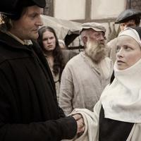 Luther és az exapáca felesége