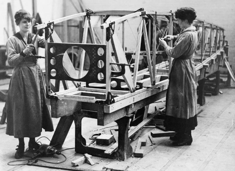 Így éltek a magyar dolgozó nők az első világháború alatt