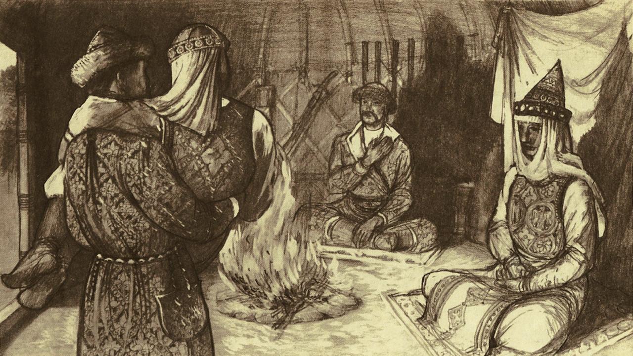 Így szexeltek honfoglaló őseink