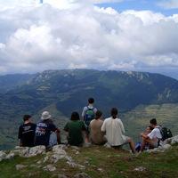 Kilátás a csúcsról - Ezért érdemes volt feljönni!
