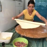 Török manti, Üzbég manti - videóval