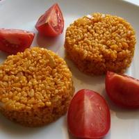 Bulgur pilaf -török rizs recept