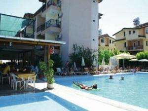 Hotel Dynasty 2010 törökország törökországi nyaralás  információ hotel