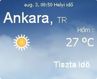 törökország 2010 napi időjárás előrejelzés augusztus 3 nap eső felhő vihar zivatar