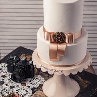 Feliratos kerámia tortatál