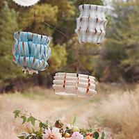 Szabadtéri hangulatvarázslás- Handmade lampion