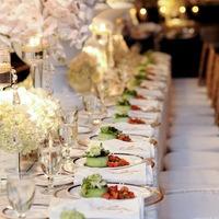 Az esküvői menüről
